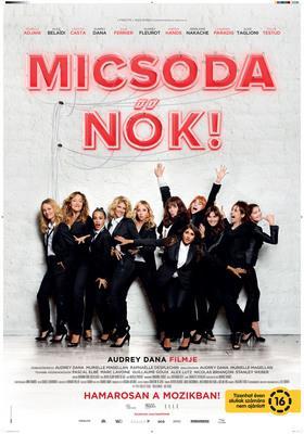 Sous les jupes des filles - Poster - Hungary