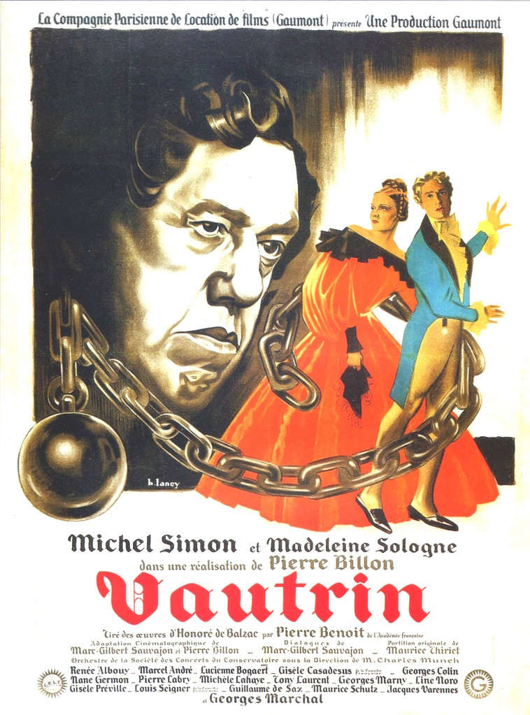 Vautrin the Thief
