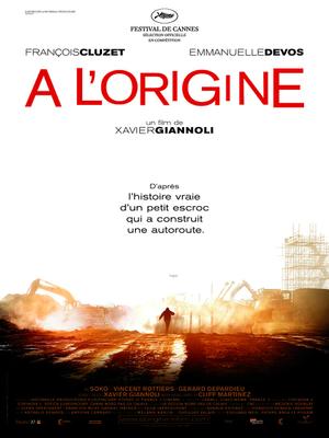 A l'origine - Poster - France