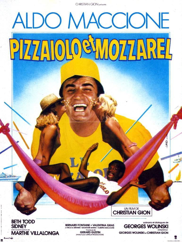 film pizzaiolo et mozzarel