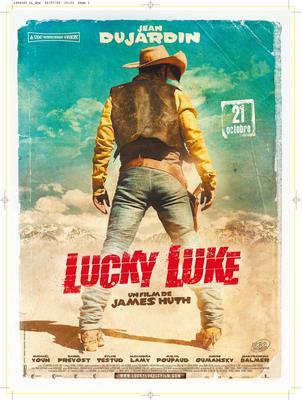 Lucky Luke - Poster - France