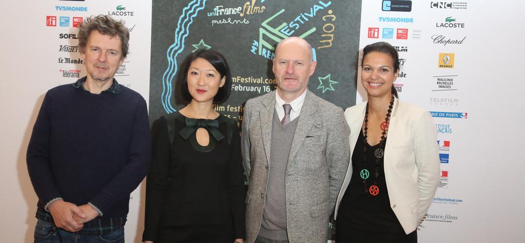 UniFrance Films dévoile la Sélection et le jury de la 5e édition de MyFrenchFilmFestival.com