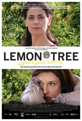 Lemon Tree - Poster - USA