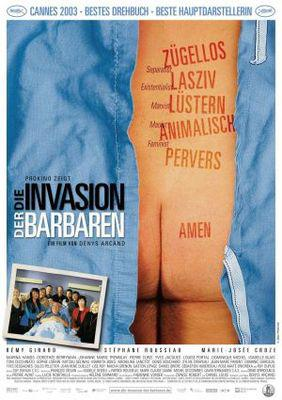 The Barbarian Invasions - Poster - Germany