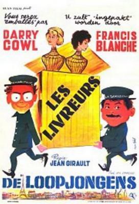 Les Livreurs - Poster Belgique