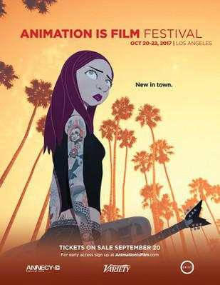 Animation Is Film Festival - 2017