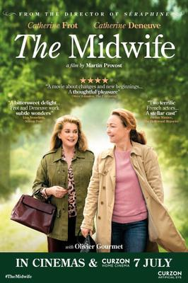 The Midwife - Poster - United Kingdom