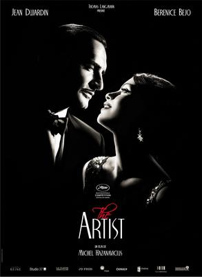 The Artist - Poster - France