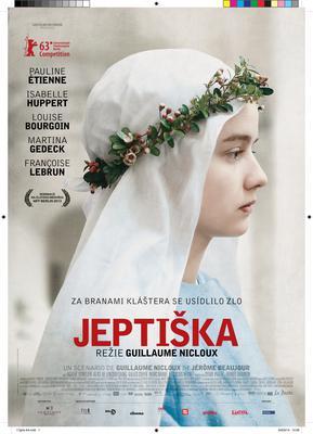 La Religiosa - Poster - The czech Republic
