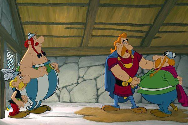 Astérix y los Vikingos