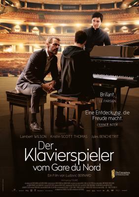 La Clase de piano - Poster - Germany