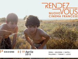 5e Rendez-vous con el Nuevo Cine Francés de Roma