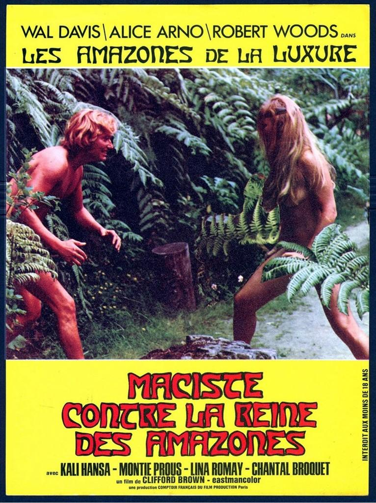 Maciste contre la Reine des Amazones (Les Amazones de la luxure)