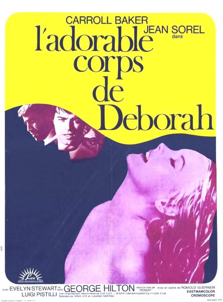 El Dulce cuerpo de Deborah