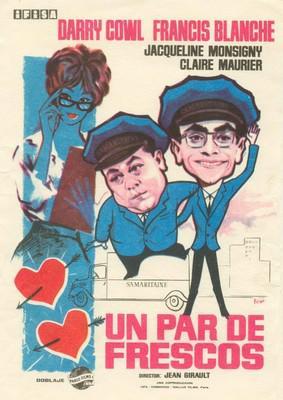 Les Livreurs - Poster Espagne