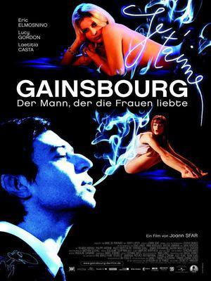 Gainsbourg: Je t'aime...Moi non plus - Poster - Germany