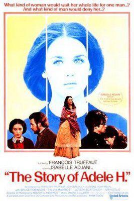 アデルの恋の物語 - Poster Etats-Unis