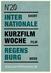 Regensburg Short Film Week - 2014