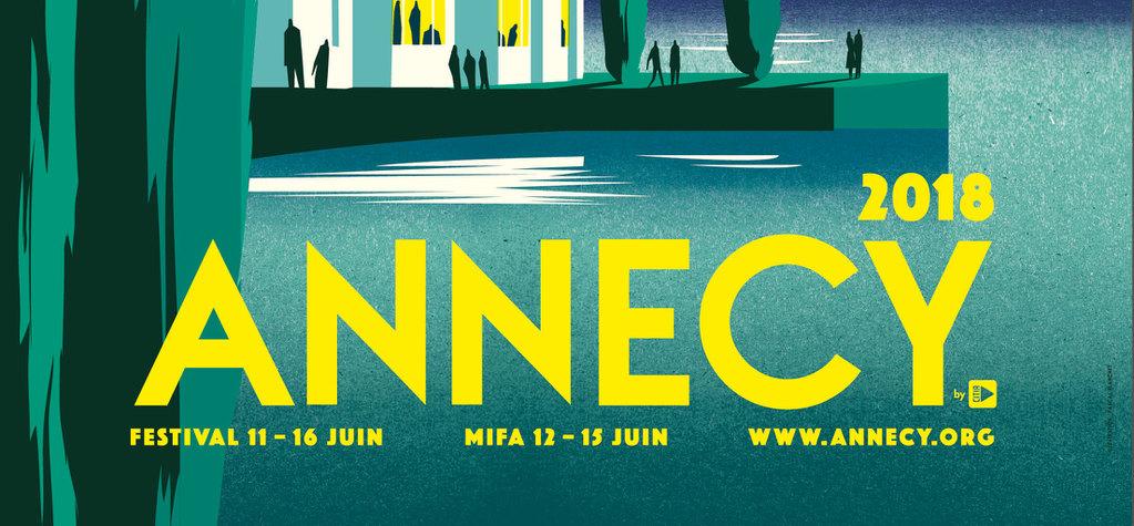 El cine francés y uniFrance en el Festival de Annecy
