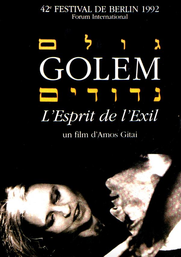Golem, el espíritu del exilio