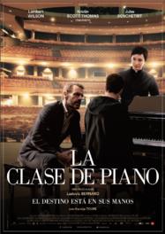 La Clase de piano - Poster - Spain