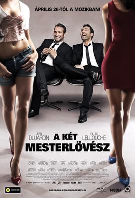Les Infidèles - Poster - Hongrie