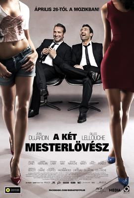 Los Infieles - Poster - Hongrie