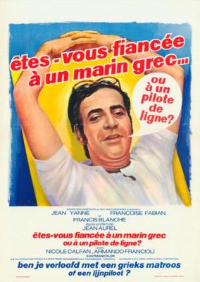 Un marido infiel - Poster Belgique