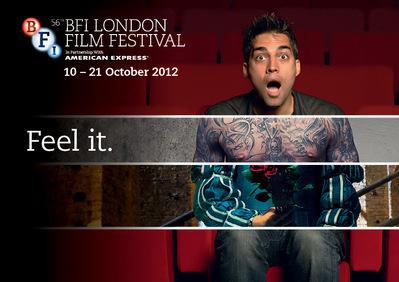 Festival BFI du film de Londres - 2012