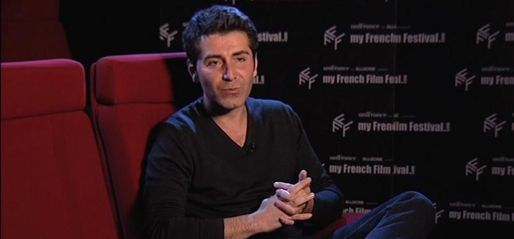 Pierre Pinaudのインタビュー