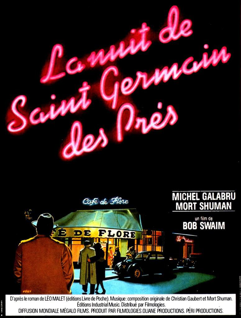 The Night of Saint Germain des Prés