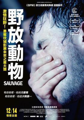 Salvaje - Poster - Taiwan