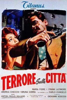 Terror over Rome - Italy