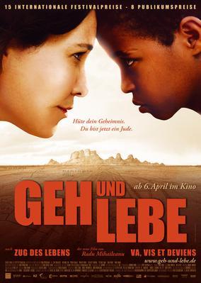 Va, vis et deviens / 約束の旅路 - Poster - Allemagne