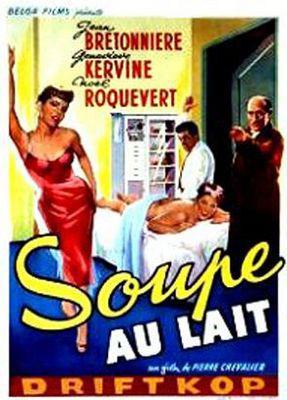 Soupe au lait - © Poster Belgique