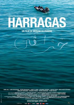 Harragas - Poster - France