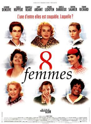 8 Femmes / 8人の女たち