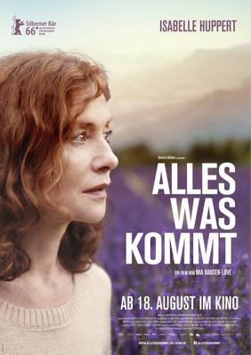 El porvenir - Poster - Germany