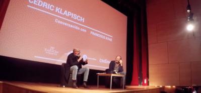 Cédric Klapisch en masterclass à Mexico