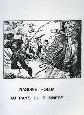 Nasdine Hodja au pays du business
