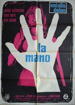 La Main - Poster - Italy