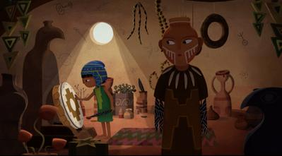Pachamama - © Folivari / O2B Films / Doghouse Films / Kaïbou Production Pachamama Inc / Blue Spirit Studio / Haut et Court Distribution