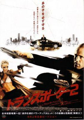 Le Transporteur 2 - Poster Japon