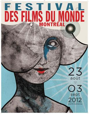 Montreal World Film Festival - 2012