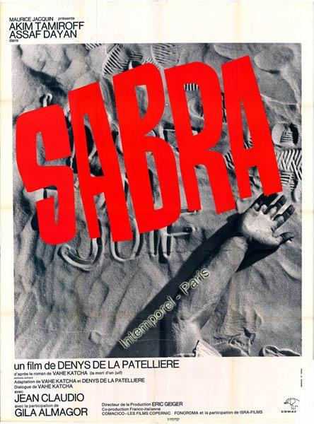 Sabra (La Mort est à la frontière)