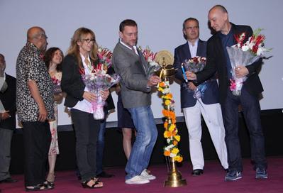Festival international du film de Mumbai - 2012
