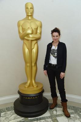 UniFrance y la Academia de los Óscars se asocian durante dos días en París, para apoyar el cine francés - Coralie Fargeat - © Giancarlo Gorassini - Bestimage / UniFrance