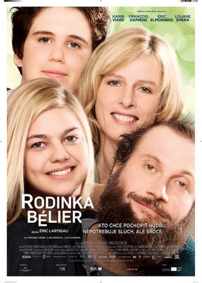 La Famille Bélier - Poster - Slovakia