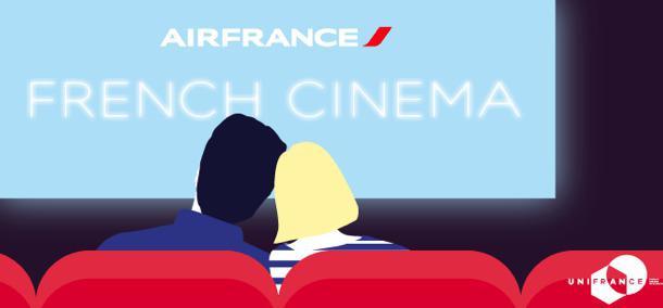 Air France et UniFrance s'associent pour promouvoir le cinéma français dans le monde