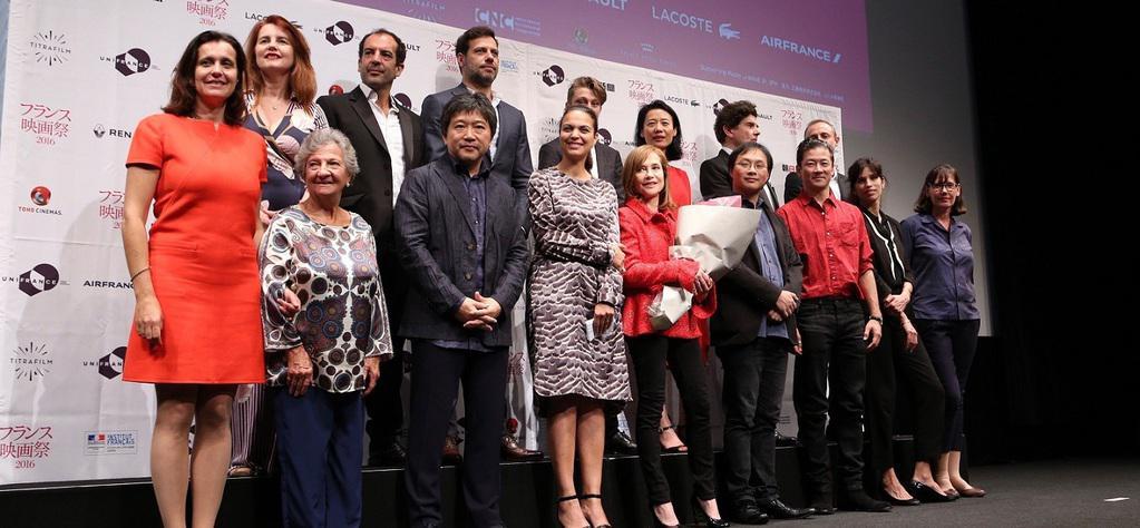Bilan du 24e Festival du Film Français au Japon